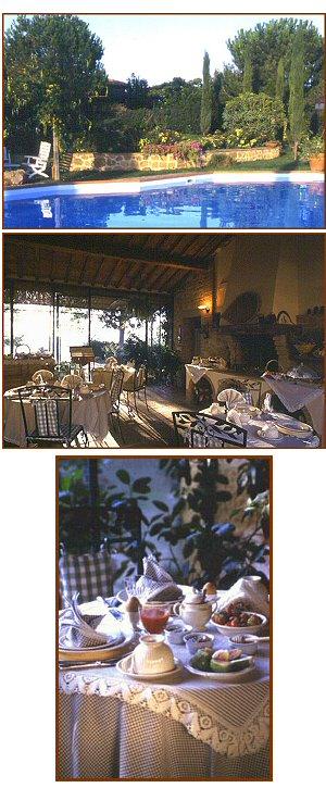 Relais La Saracina Hotel Pienza
