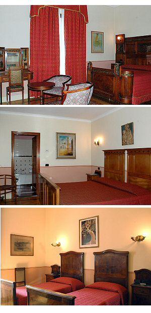 Hotel Firenze B&B Villino Il Magnifico Hotel in Toscana city Hotel ...