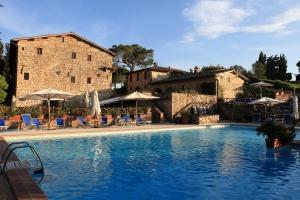 Hotel Borgo Il Poggiaccio Residence Hotel Sovicille
