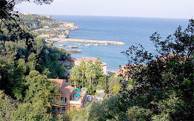 Hotel residence villa anna prenotazione albergo massa lubrense hotel in campania sea hotel - Dive residence massa lubrense ...