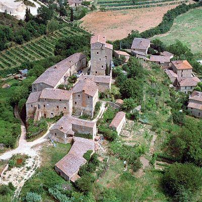 Castello del Poggiarello di Stigliano Hotel Sovicille