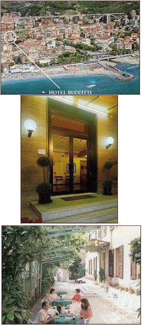 Hotel buccitti prenotazione albergo varazze hotel in liguria sea hotel accommodation in varazze - Hotel giardino al mare sestri levante ...
