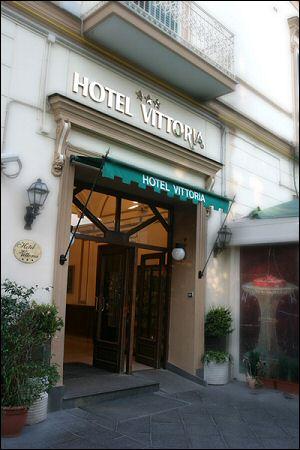 Hotel Ristorante Vittoria Hotel Pompei