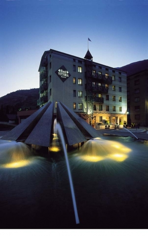 Hotel Vittoria Hotel Sondrio
