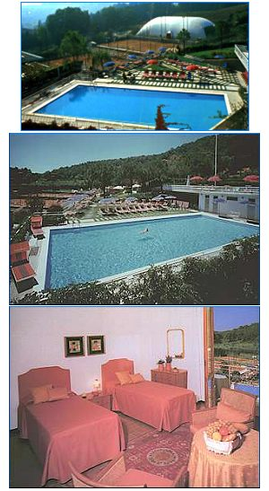 Hotel Raffaello Hotel Chianciano Terme