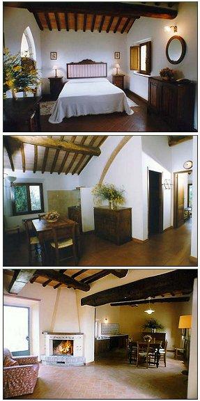 Residence Fattoria di Catignano Hotel Castelnuovo Berardenga