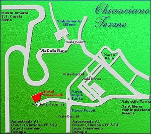 Hotel Massarelli Hotel Chianciano Terme