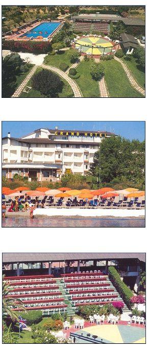 Grand Hotel President Hotel Siderno