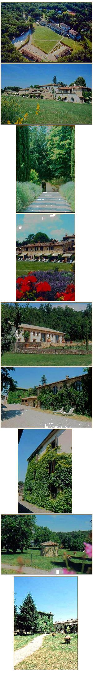 Relais Borgo San Luigi Hotel Monteriggioni