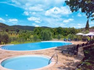Casa vacanze Poggio al Palio Hotel Monticiano