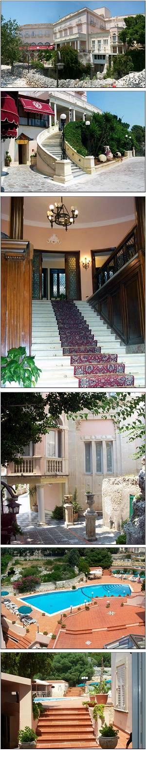 Grand Hotel Villa Politi Hotel Siracusa