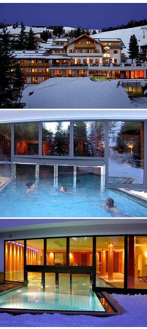 Hotel montepiz alpe di siusi prenota hotel a alpe di siusi trentino - Hotel alpe di siusi con piscina ...