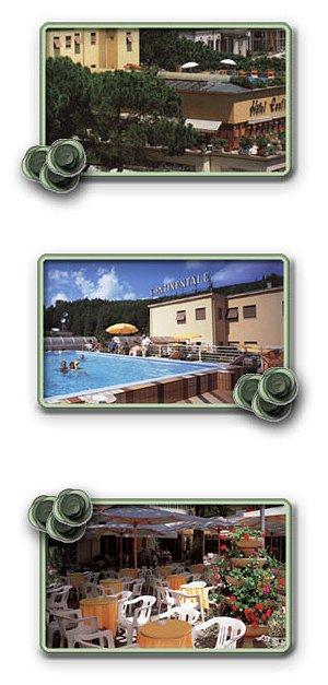 Hotel Continentale Hotel Chianciano Terme