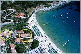 Bagno Conchiglia Castiglioncello : Hotel ristorante la conchiglia prenotazione albergo isola d elba