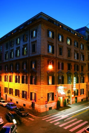 Hotel Kennedy Roma Booking