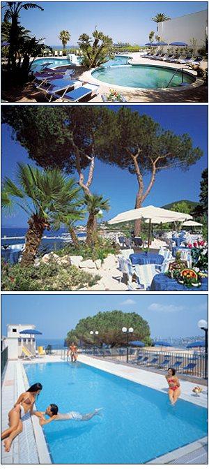 Hotel Terme Cristallo Palace Ischia Casamicciola Terme