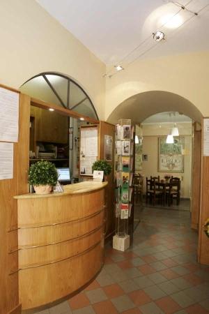 Piccolo Hotel Etruria Hotel Siena