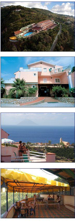 Hotel Orizzonte Blu Hotel Ricadi