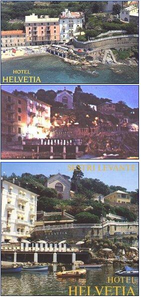 Hotel helvetia sestri levante prenota hotel a sestri levante liguria - Hotel giardino al mare sestri levante ...