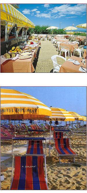 Grand Hotel Diplomat Hotel Cattolica
