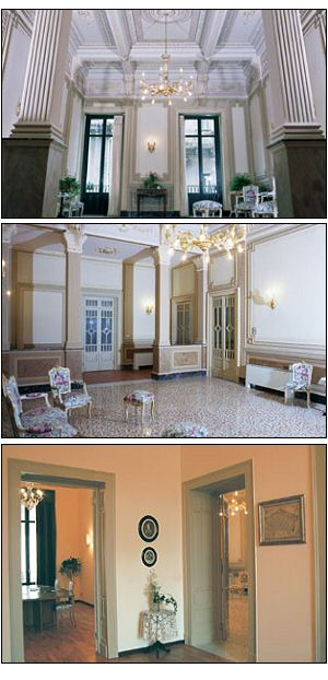 Hotel residence la vetreria prenotazione albergo catania for Vetreria re