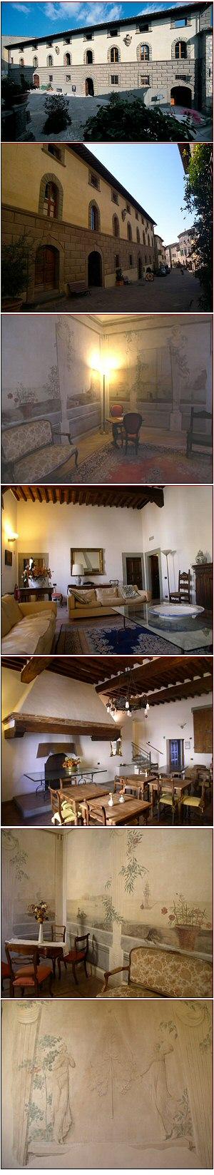 Hotel Palazzo Squarcialupi Hotel Castellina in Chianti