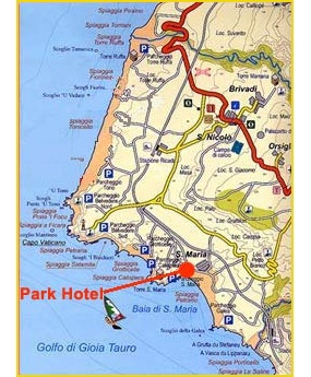 Hotel Residence Park Hotel Hotel Ricadi