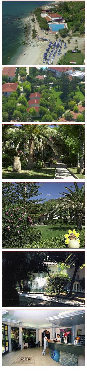 Villaggio Roller Club Hotel Ricadi