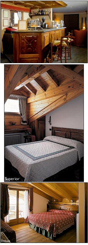 Hotel maison lo campagnar prenotazione albergo courmayeur for Albergo de la maison courmayeur