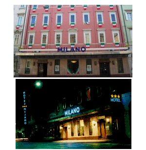 hotel milano prenotazione albergo trieste hotel in friuli