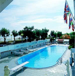 Grand hotel excelsior prenotazione albergo senigallia - Hotel con piscina senigallia ...