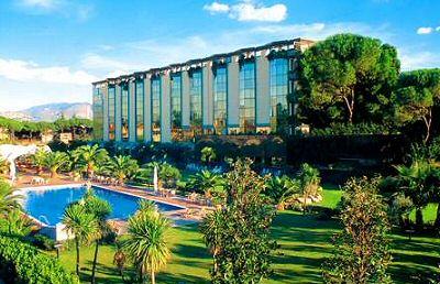 Grand Hotel Duca d\'Este prenotazione albergo Bagni di Tivoli Hotel ...