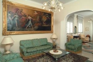 Hotel Villa Liberty Hotel Siena