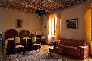 Hotel Villa Scacciapensieri Hotel Siena