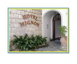 Hotel mignon prenotazione albergo sorrento hotel in for Hotel mignon meuble sorrento italy