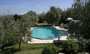 Casa Vacanza Villa Santa Maria Hotel San Gimignano
