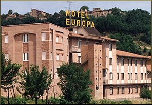 Hotel Europa Hotel Poggibonsi