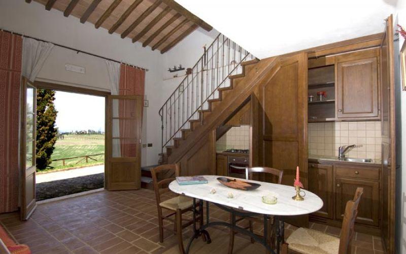 Le Crete Vacanze Casa vacanze Hotel Asciano