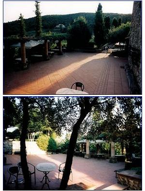 Hotel Pescille Hotel San Gimignano