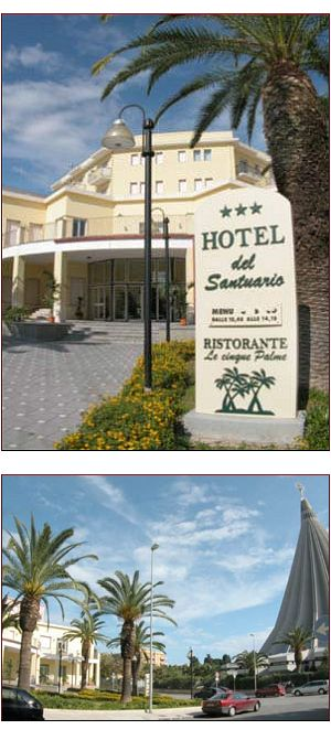 Hotel del Santuario Hotel Siracusa