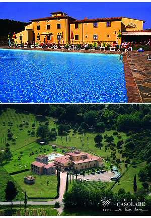 Hotel Casolare Le Terre Rosse Hotel San Gimignano