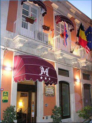 Hotel Mediterraneo *** Hotel Siracusa