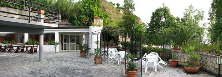 Hotel Residence Silica Hotel San Lucido