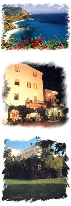 Hotel Ristorante La Bussola Hotel Ricadi