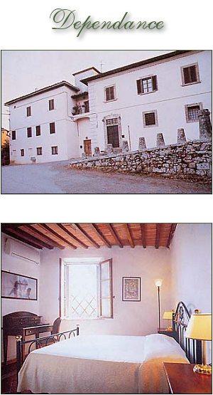 Hotel Ristorante Villa Lecchi Hotel Poggibonsi