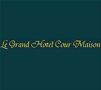Hotel Le Grand Hotel Cour Maison Hotel Prè Saint Didier
