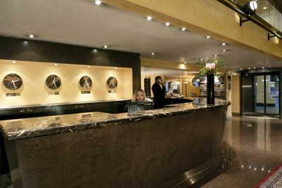 Hotel Plaza Hotel Padova