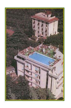 Hotel Villa Luca & Hotel Susy Hotel Chianciano Terme