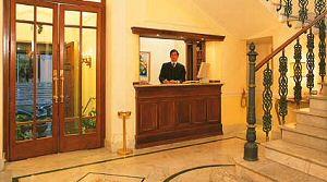 Hotel Astoria Garden Hotel Roma