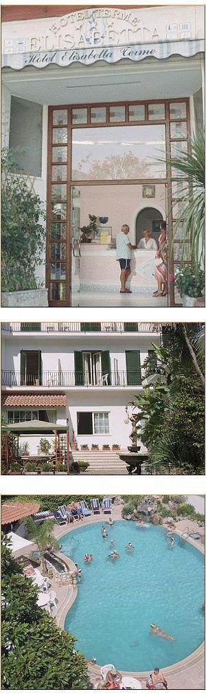 Hotel Terme Elisabetta Ischia Casamicciola Terme Prenota